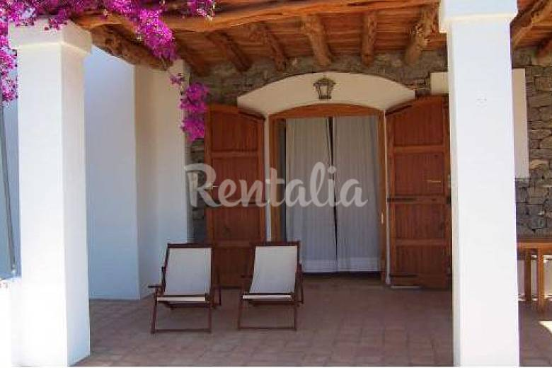 Maison Terrasse Ibiza Sant Joan de Labritja maison