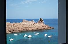 Exclusivo apartamento con vistas al mar Menorca
