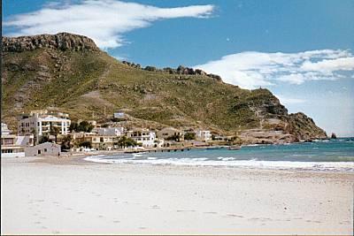 Chalet pareado  a 1 minuto playa. Internet wifi. Murcia