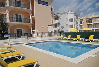 Apts. novos com piscina Olhos de Água, Albufeira Algarve-Faro