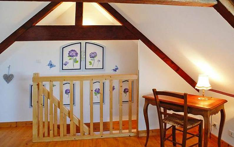 Casa para 6 personas en lampaul ploudalm zeau lampaul for Wohnzimmer 4m breit