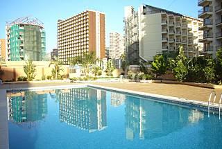 Torremar (2-10 plazas) 2 Aprt.198 m playa levante  Alicante