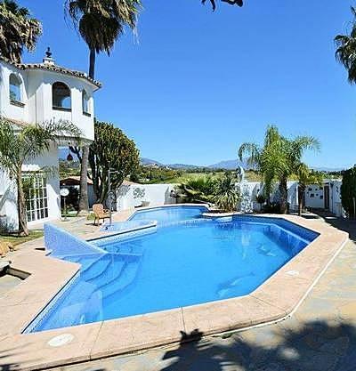 Casa en alquiler a 800 m de la playa el padron estepona - Alquiler casa vacaciones malaga ...