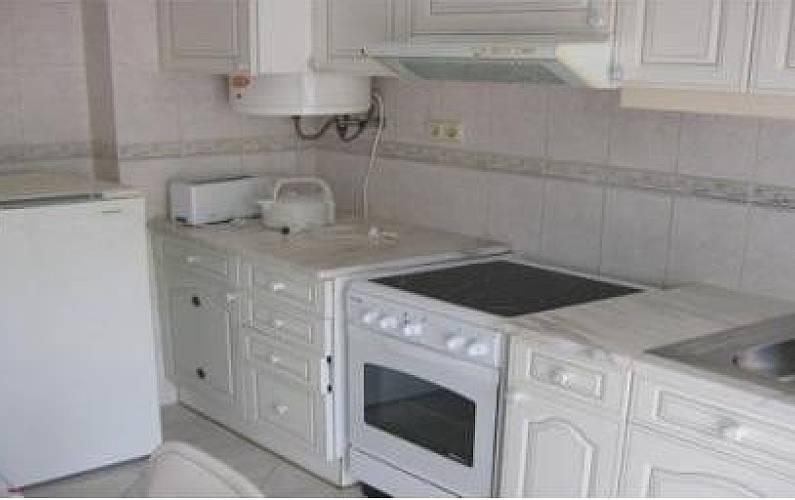8 Cozinha Algarve-Faro Albufeira Apartamento - Cozinha
