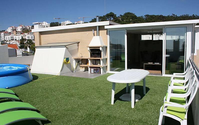 Apartamento Terraço Leiria Nazaré Apartamento - Terraço