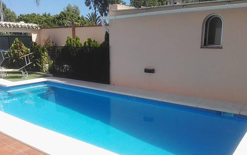 Magnifica Malaga Torremolinos villa -