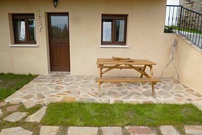 Apartamento para 2-3 personas a 1000 m de la playa Asturias