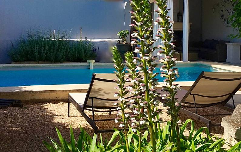 House for 6-7 people in Maussane-les-Alpilles Bouches-du-Rhone - Swimming pool
