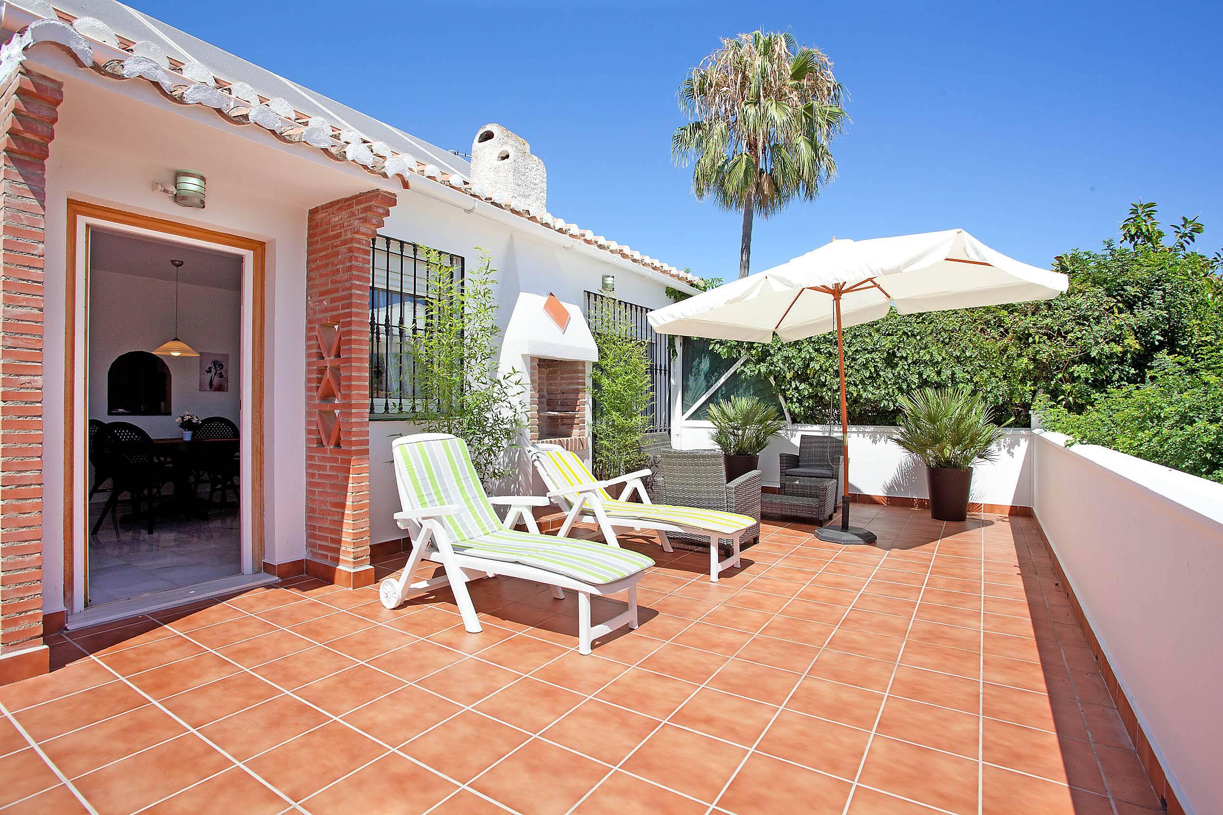 Casa para 4 personas a 250 m de la playa marbella for La clave marbella