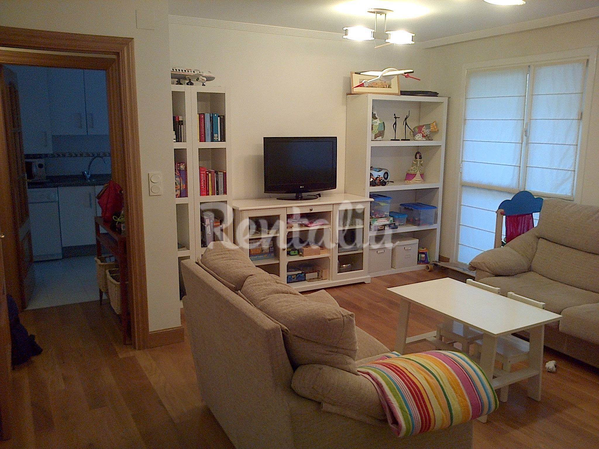Apartamento en alquiler a 100 m de la playa zarautz - Apartamentos en zarauz ...