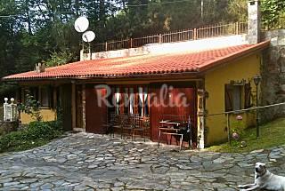 Maison en location à 3 km de la plage Asturies
