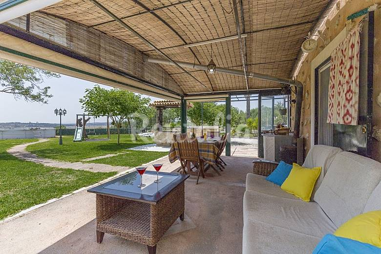 Villa En Alquiler En Mallorca Santa Margalida Mallorca