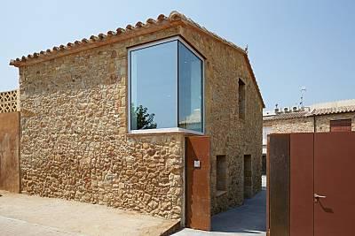 Casa de 2 habitaciones a 4 km de la playa Girona/Gerona