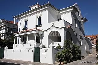 Exquisite 7 bedroom villa 100m from Estoril beach Lisbon