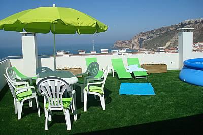 Apartamento para alugar a 200 m da praia Leiria