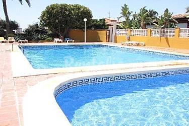 Bonito Bungalow Piscina Y Jardin A 800 M Playa Calpe