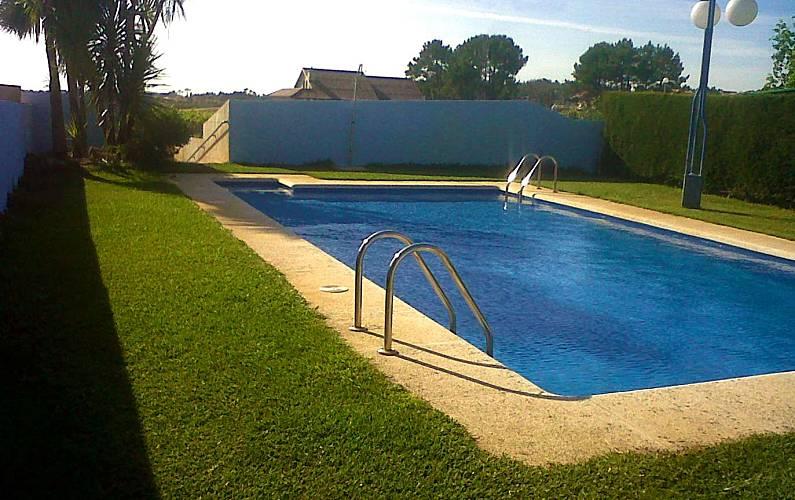 14 apartamentos en alquiler con piscina sanxenxo for Visitar la alberca y alrededores
