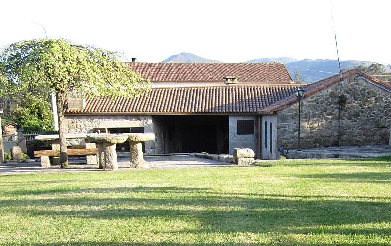 Casa para 4-6 personas a 15 km de la playa Pontevedra - Exterior del aloj.