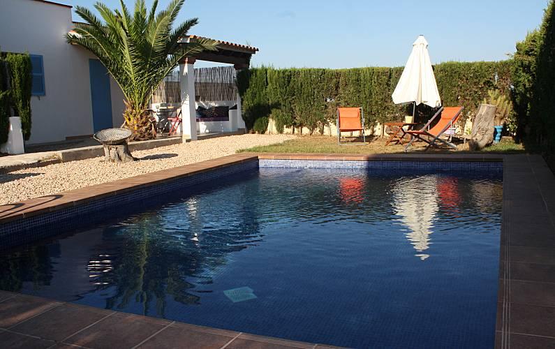 Badkamer Op Formentera : Prachtige villa in formentera. twee casas.1km zee. sant francesc