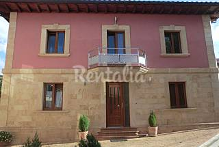 House for 6-7 people 15 km from the beach Cantabria