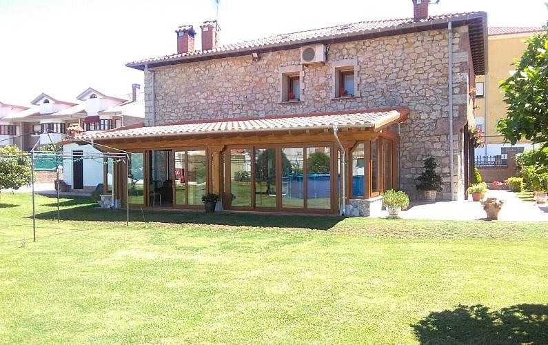 Villa para 6 personas a 10 km de la playa G-11656 Cantabria