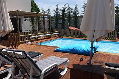 Casa12 pax, piscina aquecida e spa,  próximo praia Viana do Castelo