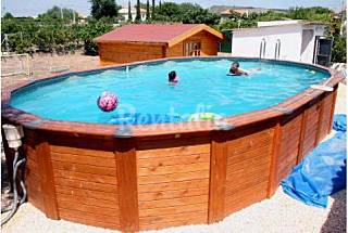 Totally equipped house 35 mins from the beach Valencia