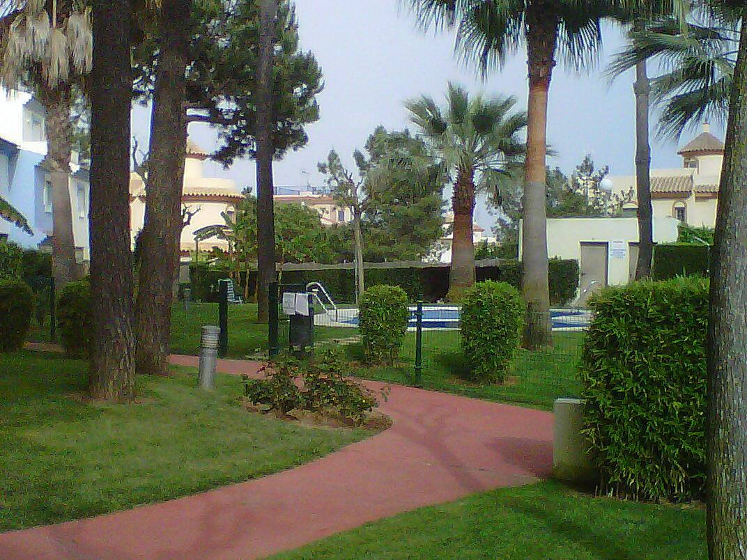 Casa con 4 stanze a 300 m dal mare islantilla i cristina - Rentalia islantilla ...