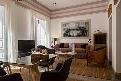 Apartamento de 2 habitaciones en Madrid centro Madrid