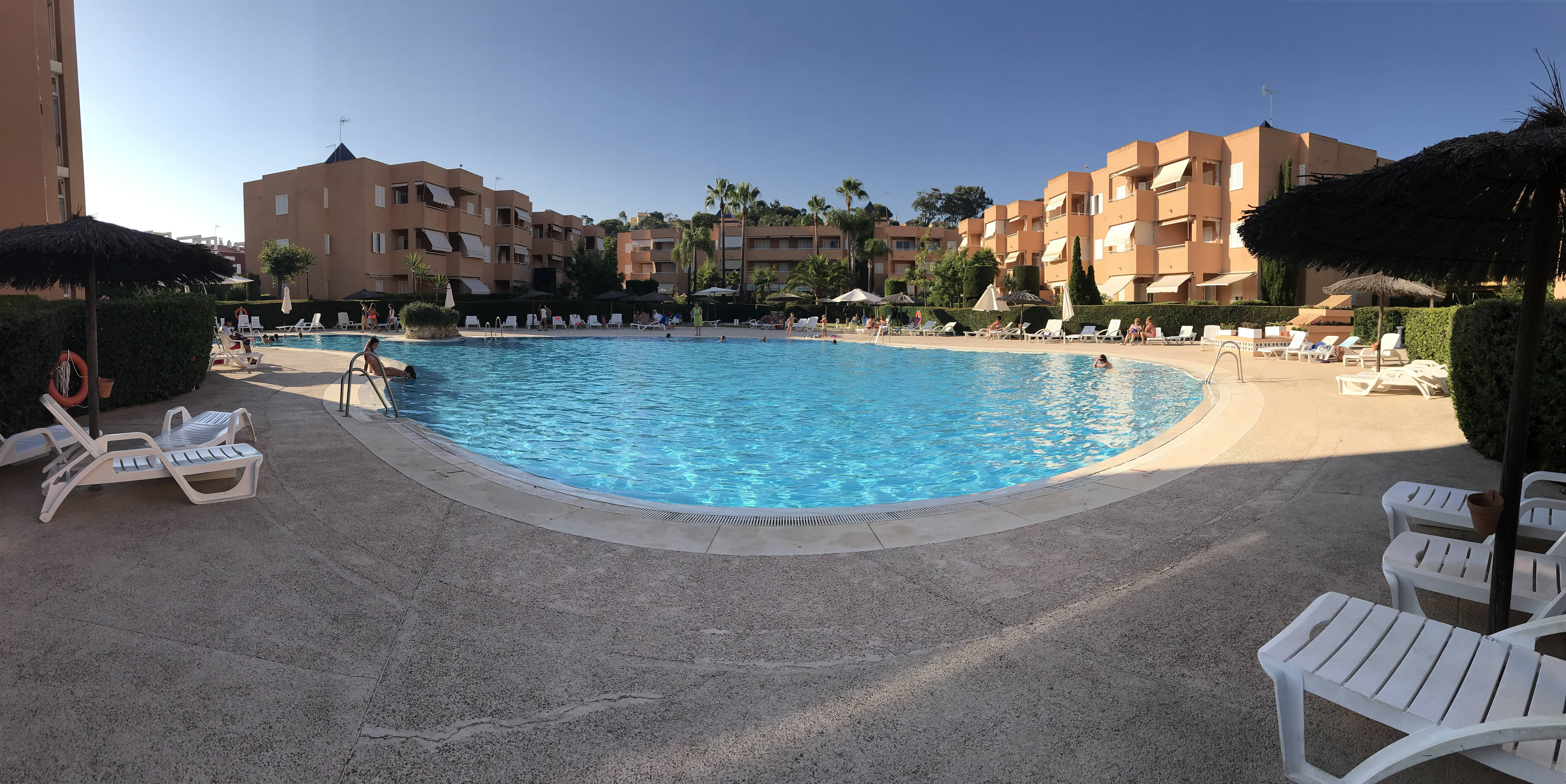 Apartamento para alugar a 150 m da praia islantilla i - Rentalia islantilla ...
