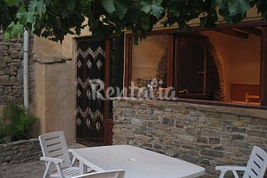 Casa Terrazza Navarra Romanzado Casa di campagna