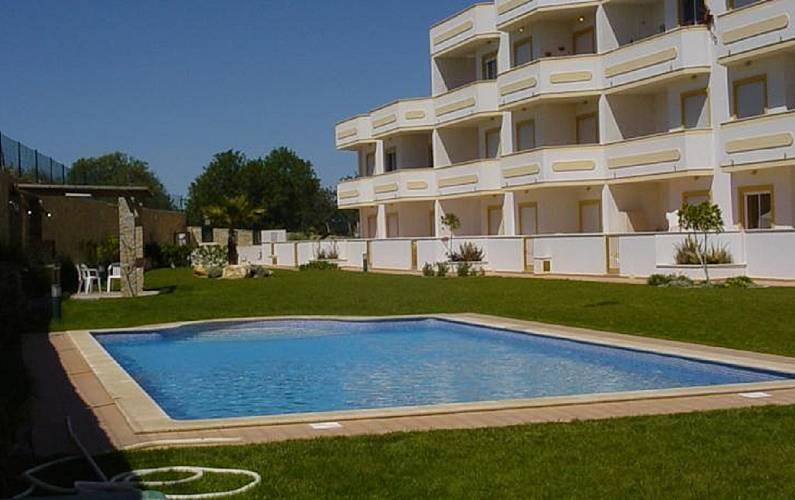 Apartamento para 2-4 pessoas com piscina Algarve-Faro -