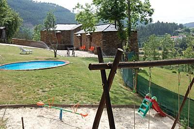 Casa para 6 pessoas com piscina Braga