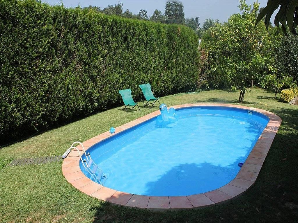 Casa in affitto con piscina beire paredes oporto for Piscinas oporto
