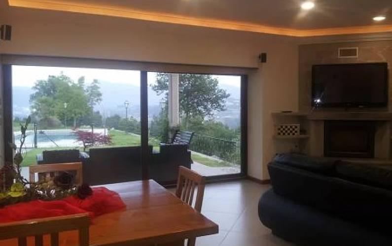 Casa para 8 10 personas con piscina feteira horta isla for Casa rural 15 personas con piscina
