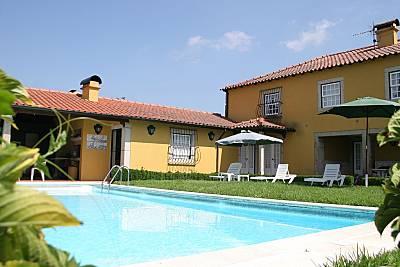 Casa para 10 pessoas com piscina Viana do Castelo