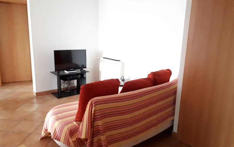 Apt Sala Leiria Peniche Apartamento - Sala