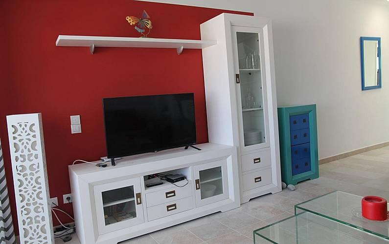 Refurbished Living-room Gran Canaria San Bartolomé de Tirajana Apartment - Living-room