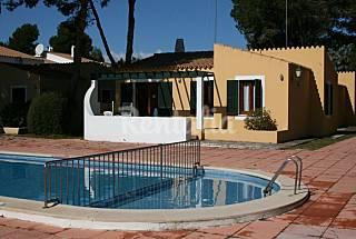 Casa para 6 personas a 180 m de la playa Menorca
