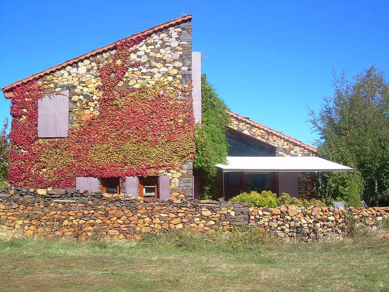Alquiler apartamentos vacacionales en martin mu oz de ayllon riaza y casas rurales - Casa rural riaza ...