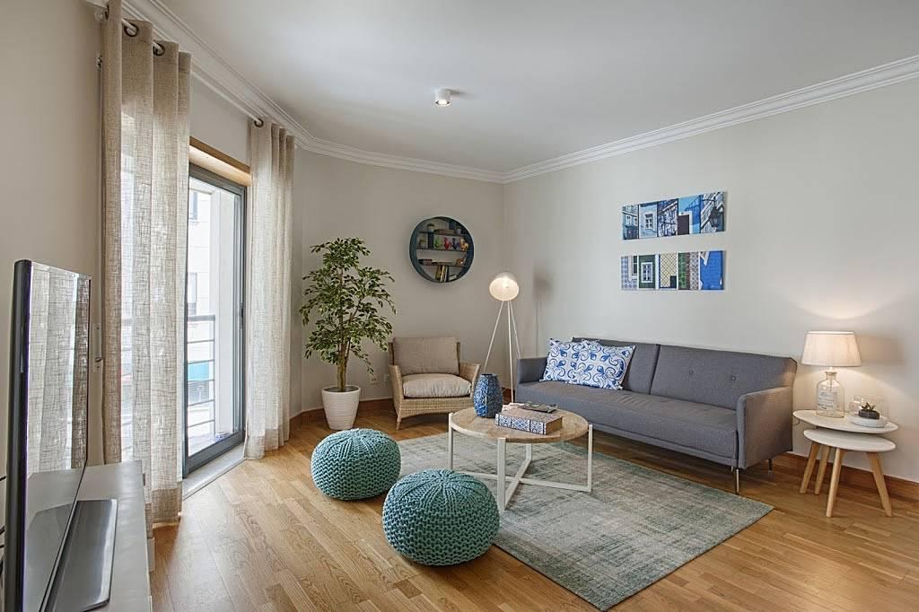 Apartamento en alquiler en penha de fran a marvila - Apartamento en lisboa ...
