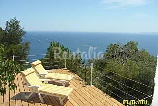 Apartment for 2-4 people only 900 meters from the beach Girona
