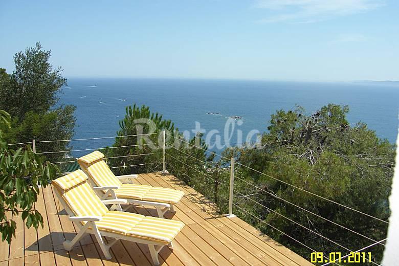Apartamento para 2-4 personas vista panoramica Girona/Gerona