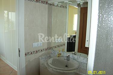 Apartment Bathroom Girona Roses Apartment