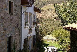 Maison pour 7-8 personnes dans un environnement montagneux Asturies
