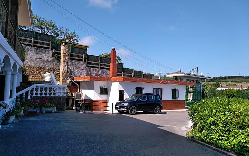 Casa para 4 personas en gij n gij n asturias ruta v a for Jardin urbano gijon