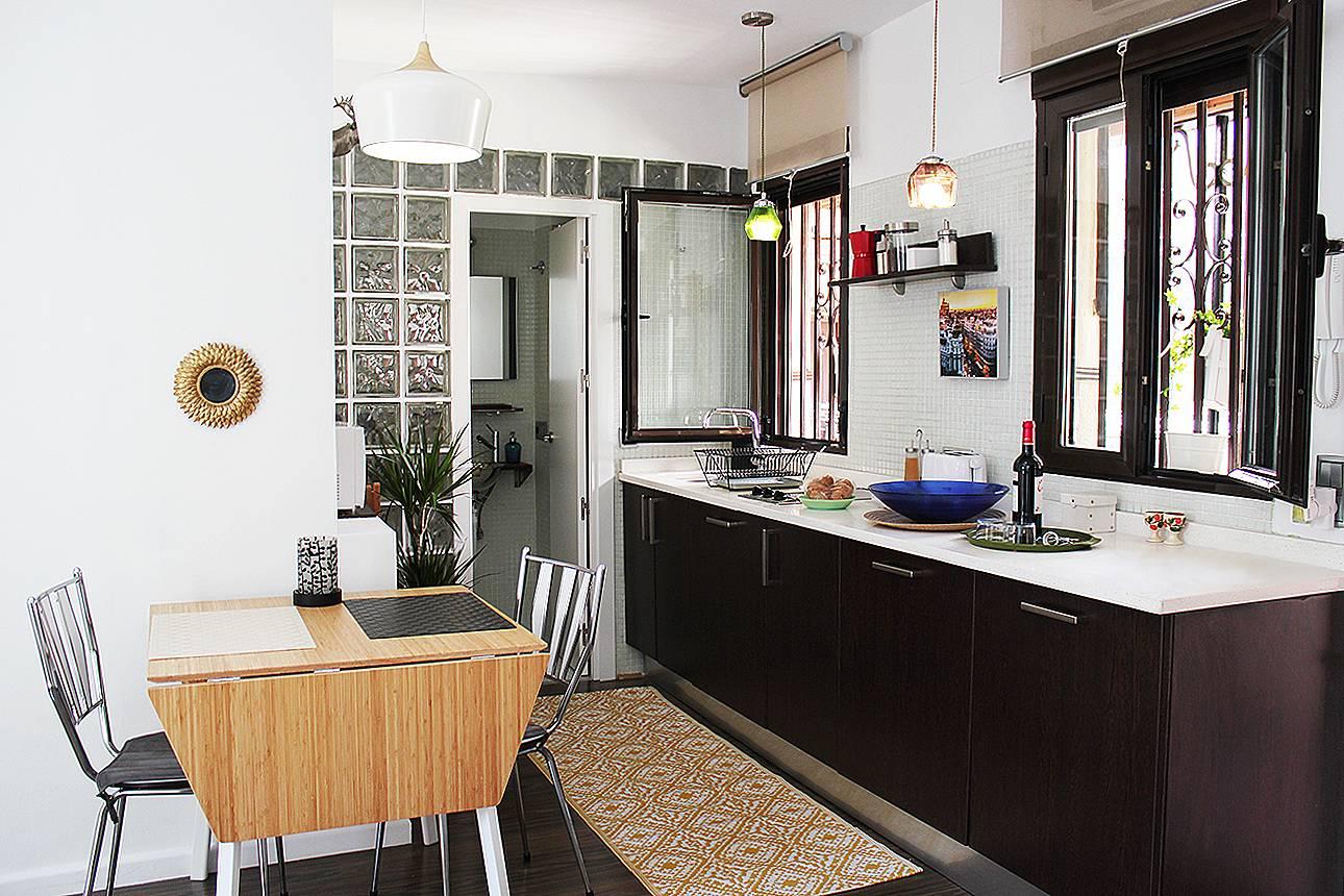Apartamento de 1 habitaciones en madrid centro madrid for Habitaciones en madrid