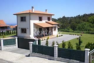 Maison en location à 1200 m de la plage Asturies