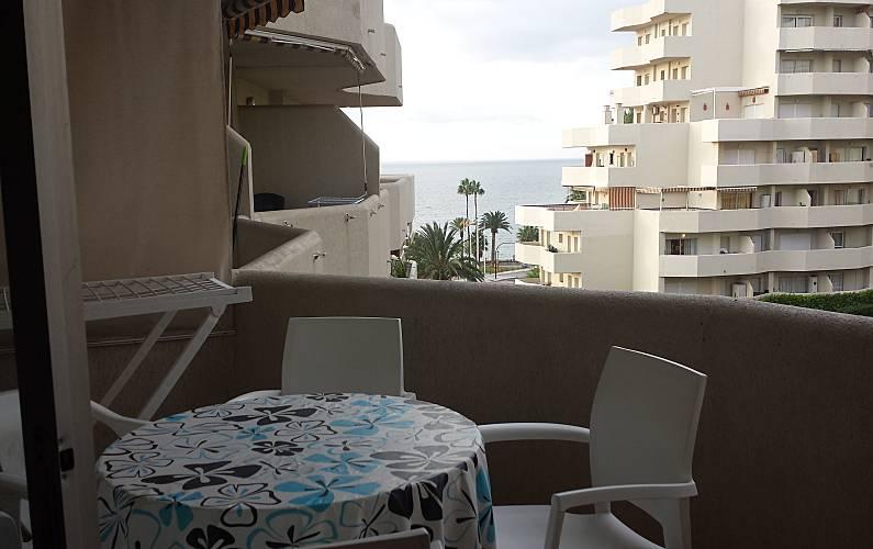 Apartment Terrace Málaga Benalmádena Apartment - Terrace