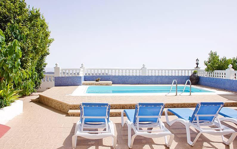 Villa con 5 stanze gran canaria la bodeguilla vega de - Villas en gran canaria con piscina ...